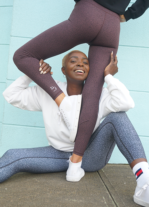 NIMBLE ACTIVEWEAR X THE ICONIC COLLECTION LAUNCH