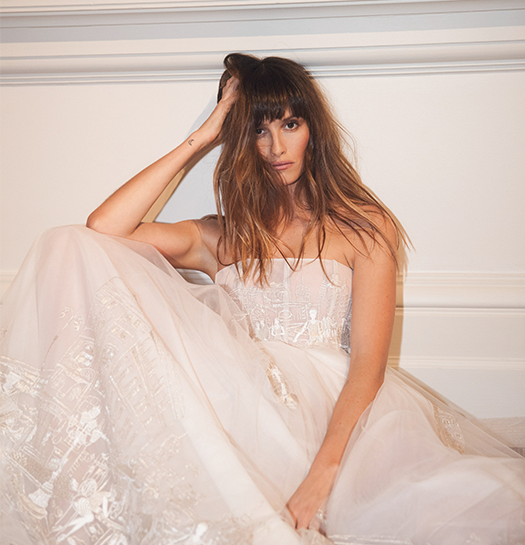 J. Andreatta New York Bridal Fashion Week Debut